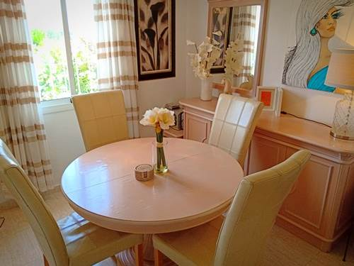 Air Conditioned Dining Area