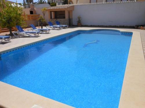 Villa With Private Pool For Rent Monte Y Mar Lower