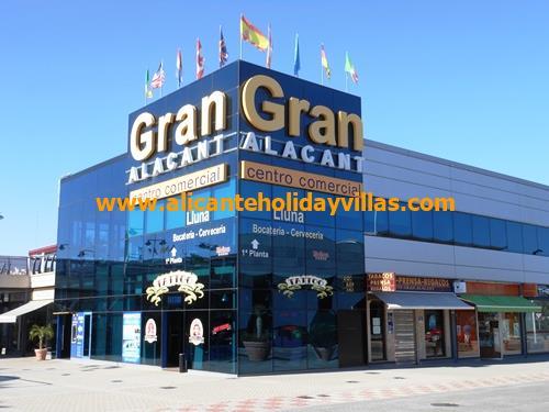 Gran Alacant Commercial Centre
