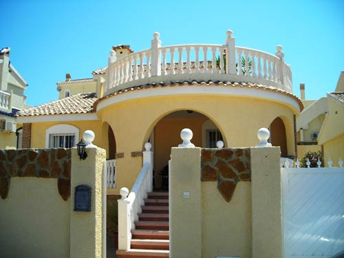 Your Holiday Villa!