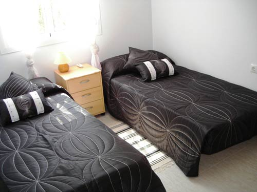 Air-Conditioned Bedroom 3