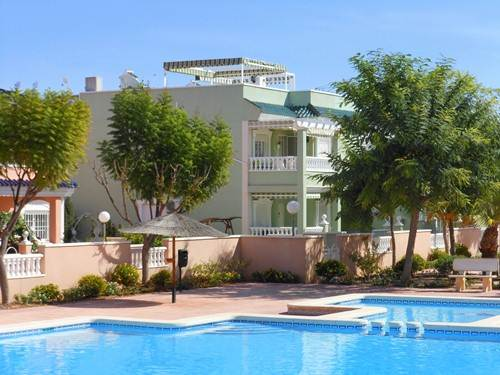Holiday apartment with air-con and WiFi in Mediterraneo 2 Gran Alacant
