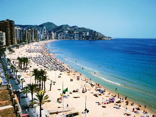 Best Villas In Levante Beach Benidorm